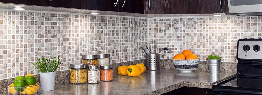 Ceramic tile countertop ideas kitchen